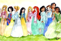 Personagens Disney