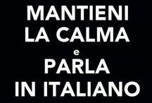 Italian language / by Carla Toney