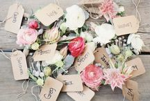 Escort Cards / Wedding