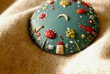 Polymer Clay: Eva's Art