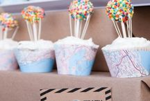 Cupcakes end cakepops