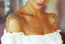 Necklace end Bracelet