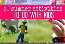 Summer/Learn Create and Play