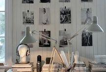 Office decor // Frames