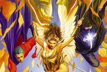 Astro City / by Justin Snowden