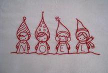 Noel, Paillettes et cotillons