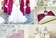 2015 wedding color trends / 2015 wedding season color palette, trends and pairing.