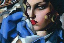 Tamara de Lempicka / Paintings