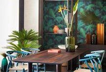 Botanical home style