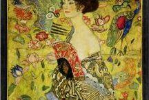 Gustav Klimt / Paintings, drawings .