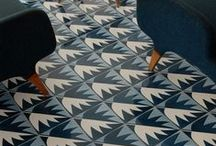Floored and tiled