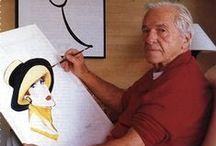 René Gruau / Fantastic fashion illustrator