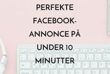 Annebilling.dk / Tips og tricks til markedsføring på sociale medier: Få flere følgere på Facebook og Instagram, og lær at lave dine egne Facebookannoncer