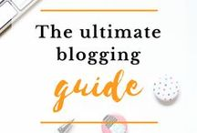 Blogging / All of my favourite blogging tips, tricks, hints and inspiration!