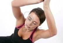 Health & Fitness / Active lifestyles help us to look healthier and feel happier
