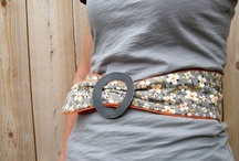 ACCESSORIZE DIY / HATS, BELTS, GLOVES, SCARFES, TUTORIALS ALL AROUND THE WEB