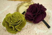 FLOWERS FLOWERS FLOWERS DIY / DO YOU WANT MAKE A FLOWER TO APPLIQUE THAT LIKE AN EMBELLISHMENT? OR TO DECORATE YOUR SWEET CRAFT CREATIONS? THIS IS YOUR BOARD