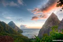 St. Lucia--Simply Beautiful / St. Lucia will always be my home no matter where I live. This island destination is simply beautiful.