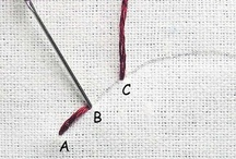 EMBROIDERY 101 / HOW TO NEEDLE WORK