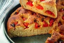 Pane, Pizza e Torte Salate / Ricette del pane fatto in casa, pizze, calzoni e focacce, quiche e torte salate. Tanti piatti a base di pane e non solo, per chi ama avere il profumo dei prodotti da forno in casa propria.