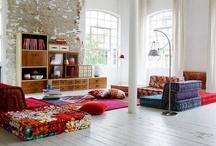 Interior design  / by Umamah Ahmed