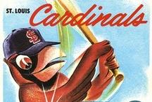 Cardinals Baseball / by Ron Rychlak