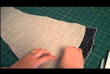 SEWING INTERFACING 101 / HOW TO SEWING INTERFACING TUTORIALS AND WHIC ONE CHOOSE.