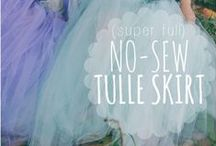sewing 4 girl - skirt