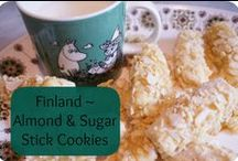 Finland - Recipes  / Recipes from Finland for Cooking with Kids from Around the Worlds in 12 Dishes