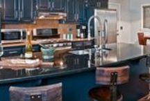 Dream Kitchen / It's where the magic happens.