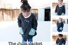 sewing 4 girl - coat & jacket