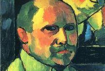 20. század/ avantgárd/ expresszionizmus