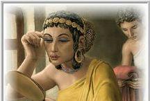 Viselettörténet/ Mezopotámia