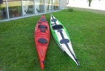 Aquarius Kayak / Spunem bine venit noului brand de caiace intrat in famila Barci in Bagaje. Mai exact AQUARIUS KAYAK! De exemplu frumusetea verde (Sea Emotion 505) care apare in aceste poze, costa 1160 Euro cu TVA inclus (varianta confectionata din DIOLEN/KEVLAR). Fratele lui din PE costa 849 Euro cu TVA inclus. Mai multe detalii despre aceste caiace le gasiti aici: http://www.barciinbagaje.ro/  Va asteptam in showroom-ul nostru sa le incercati pe lacul Mogosoaia :)