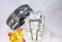 Wedding Rings / Wedding, engagement, anniversary and occasion rings.