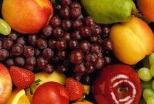 Frutas / by Jessamine David Ruas