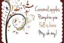 """fall / by Imma """"Sweet behe"""""""