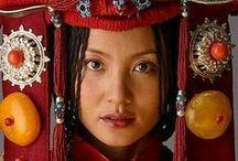 Viselettörténet/ Kelet/ Tibet