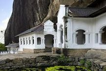 Temples du Sri Lanka