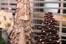 vánoční (vánoce) / vánoce, šití, dekorace