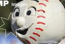 Mascot Life / Some of the photos of myself being a Mascot for the Perth Heat Baseball Team.