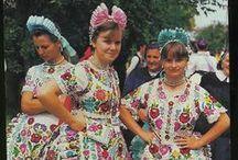 Magyar viseletek
