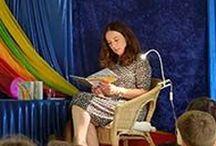 Lesereise von der Autorin Annette Stirnberg / Lesung in der KITA St. Remigius in Köln-Sürth