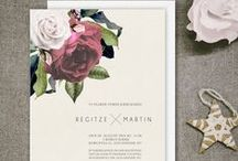 Invitationer / Invitations / Bryllup Barnedåb Konfirmation Fødselsdag Invitationer Invitation Indbydelse Print selv // Wedding Baptism Communion Printable Digitalart Wallart PIY DIY
