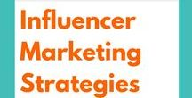 Influencer Marketing Strategies / Digital marketing tips and ideas for influencers.