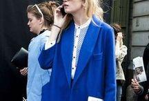 BLUE TONES / It's all about blue.