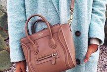 CÉLINE BAGS & OUTFITS