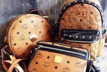 MCM BAGS & OUTFITS
