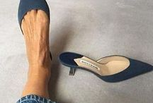 MANOLO BLAHNIK SHOES & OUTFITS