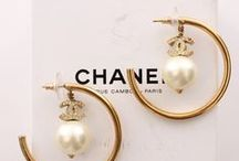 CHANEL EARRINGS & OUTFITS